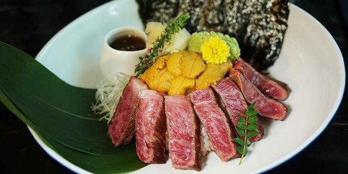 Wagyu Rice, URA Japanese Delicacy, Central, Hong Kong