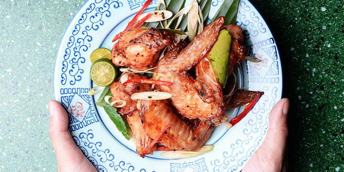 Sweet Fish Sauce Chicken Wings from Xiao Ya Tou in Duxton, Singapore