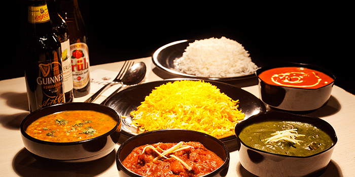 Curry from Bar Bar Black Sheep (Cluny Court) in Bukit Timah, Singapore