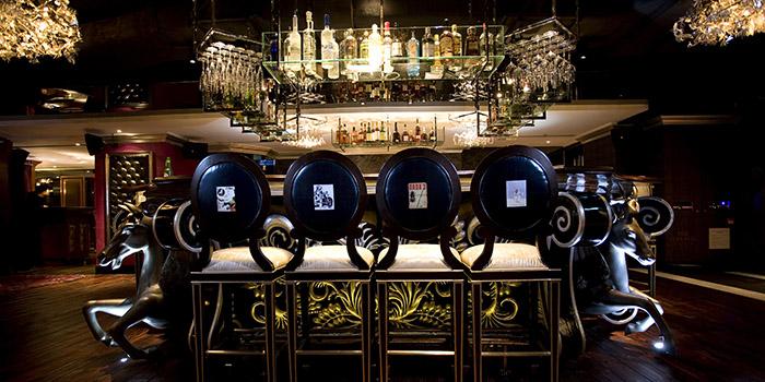 Bar Table, Dada Bar Lounge, Tsim Sha Tsui, Hong Kong