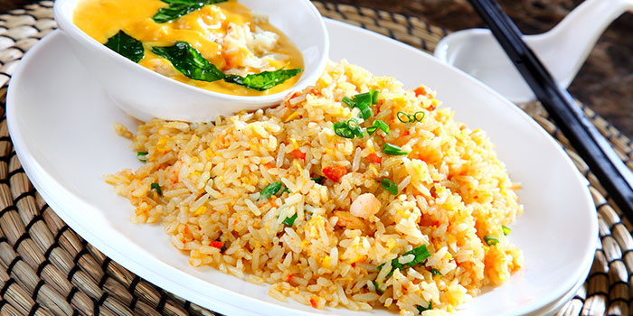 Fried Rice from Crab Corner in Jurong, Singapore
