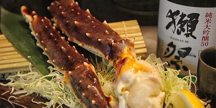 Crab Leg, Uoichi Cuisine, Kowloon City, Hong Kong