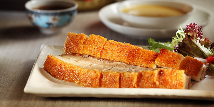 Crispy Pork Belly, Nanhai No. 1, Tsim Sha Tsui, Kowloon, Hong Kong