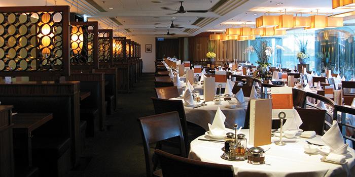 Dining Area of Ye Shanghai, Admiralty, Hong Kong