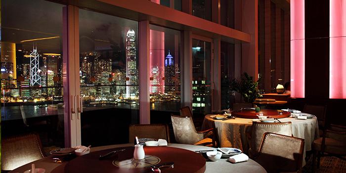Dining Area of Nanhai No. 1, Tsim Sha Tsui, Kowloon, Hong Kong