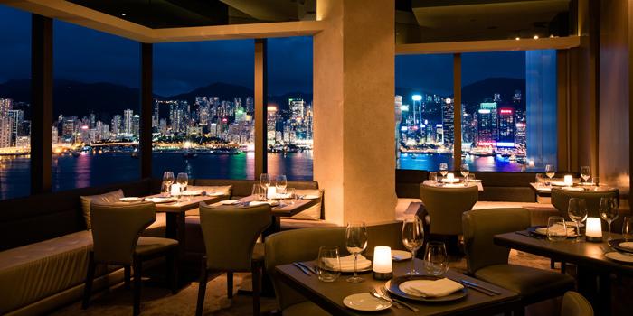 Dining Area, AVA Restaurant Slash Bar, Tsim Sha Tsui, Hong Kong
