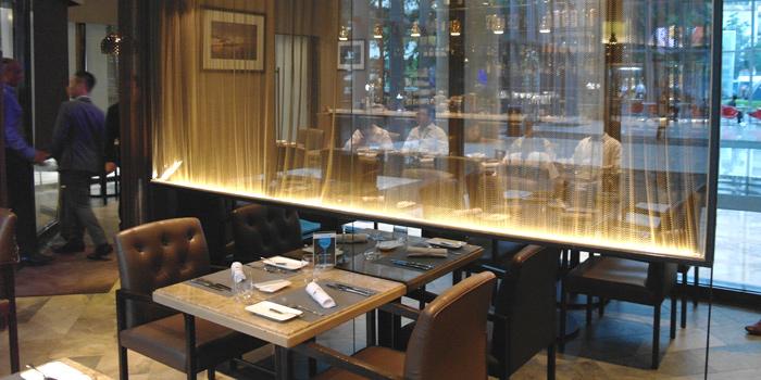 Dining Area, Mic Kitchen, Kwun Tong, Hong Kong