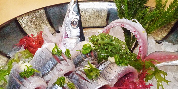 Fish, Uoichi Cuisine, Kowloon City, Hong Kong