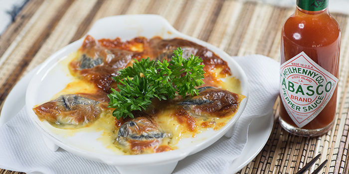 Escargot from Georges Beach Club in East Coast, Singapore