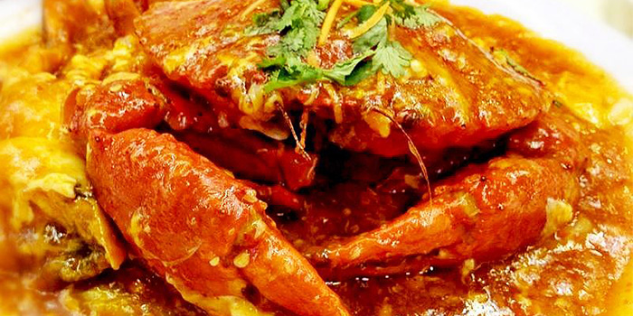 Chilli Crab from 805 Seafood Kitchen (Hougang) in Hougang, Singapore