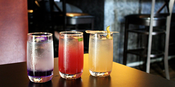 Cocktails from Highball in Outram, Singapore