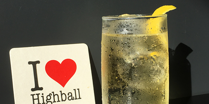Whisky Highball from Highball in Outram, Singapore
