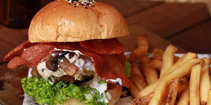 Boss Burger from I am... (Haji Lane) in Bugis, Singapore