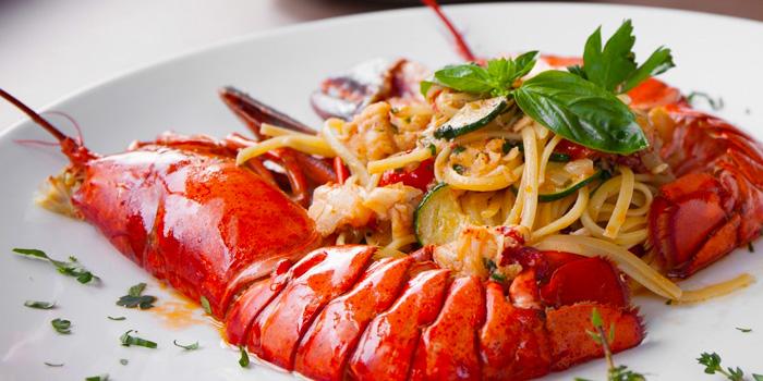 Linguine Lobster from Ugolini Restaurant & Bistro in Thonglor, Bangkok