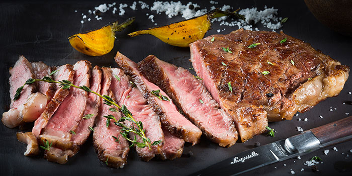 US Greater Omaha Prime Grade Cut from Opus Bar & Grill in Hilton Hotel along Orchard Road, Singapore