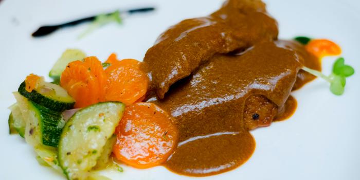 Pressed Duck from Ugolini Restaurant & Bistro in Thonglor, Bangkok