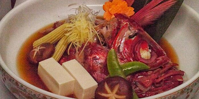 Red Rish, Uoichi Cuisine, Kowloon City, Hong Kong