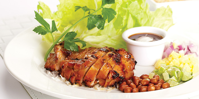 Grilled Chicken from Bangkok Jam (Bugis Junction) in Bugis, Singapore
