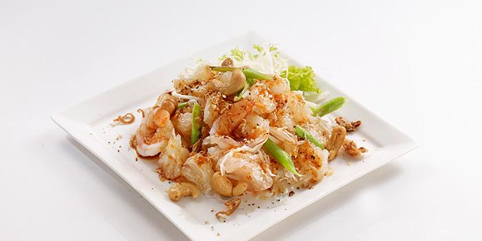 Pomelo Salad Shrimp from Bangkok Jam (Bugis Junction) in Bugis, Singapore