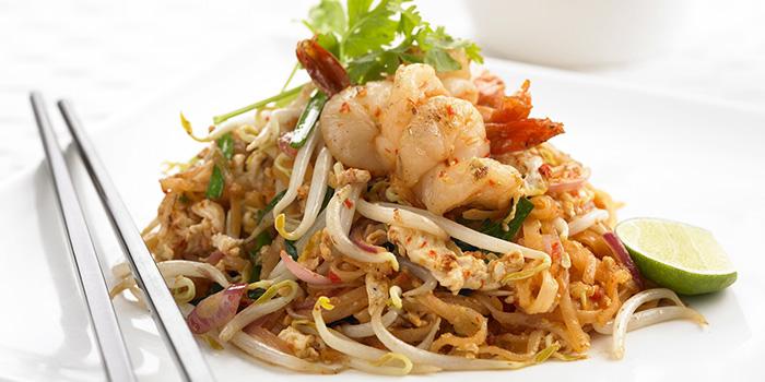 Seafood Phad Thai from Bangkok Jam (Plaza Singapura) in Dhoby Ghaut, Singapore