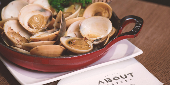 Clam from About Eatery at Ocean Tower II on Sukhumvit soi 21, Bangkok