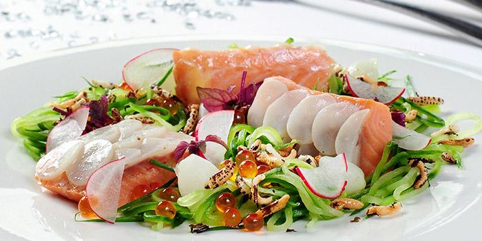 Confit Salmon, Watermark, Central, Hong Kong