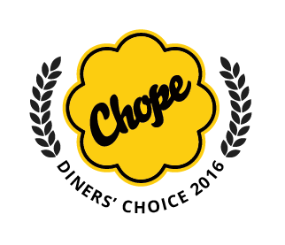 Chope Diners' Choice 2016