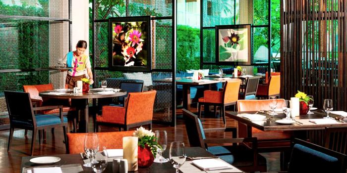 Dining Tables from Mosaic at Phuket Panwa Beachfront Resort, Phuket