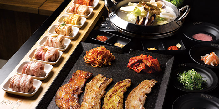 8 Korean BBQ (Shaw Center)