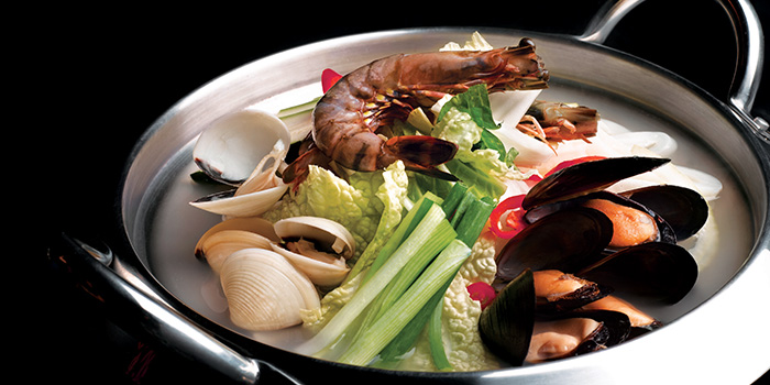 Seafood Stew from 8 Korean BBQ (Shaw Centre) in Orchard, Singapore