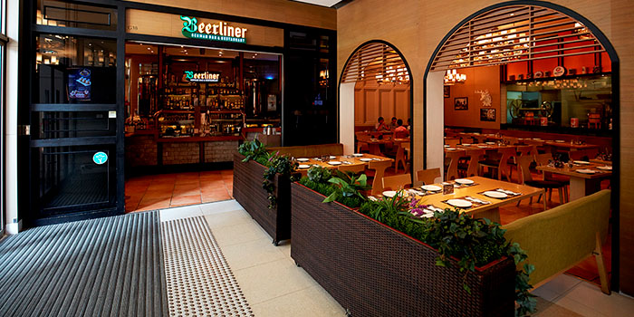 Exterior, Beerliner Olympian City, Tai Kok Tsui, Hong Kong