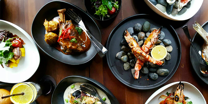 Food Combination from Every Day a Friday: Gastropub in Petchburi Road, Bangkok