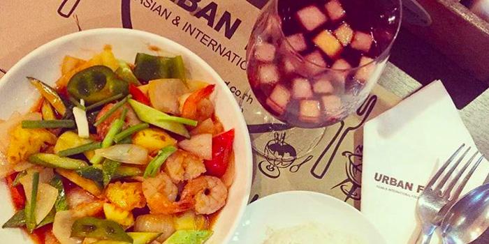 Food and Drink from Urban Food at Jungceylon, Phuket