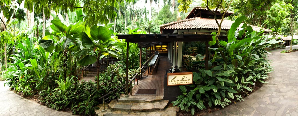 THE HALIA, SINGAPORE BOTANIC GARDENS