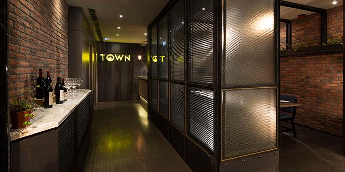 Interior, Town by Bryan Nagao, Causeway Bay, Hong Kong
