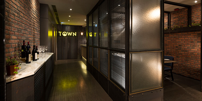 Interior, Town by Bryan Nagao, Causeway Bay, Hong Kong