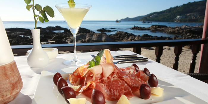 Italian Cold Cuts from Damaurizio Bar and Ristorante in Kathu Phuket, Thailand