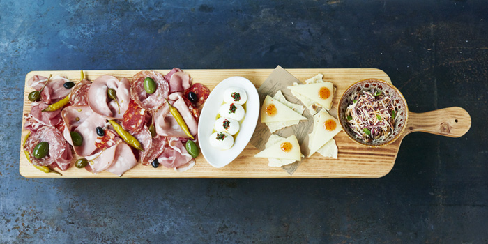 Meat Antipasti Plank from Jamie