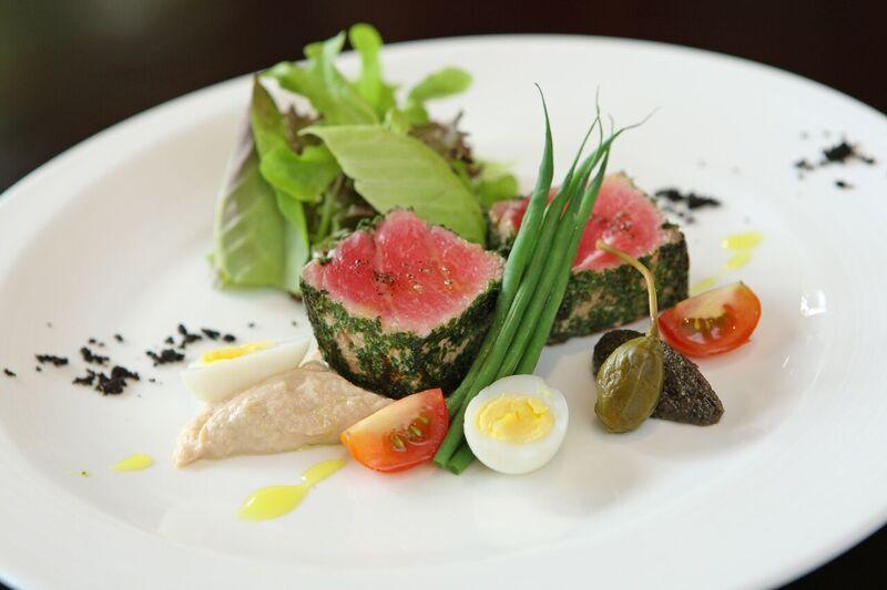 Dish 2 at Noosa, Bali