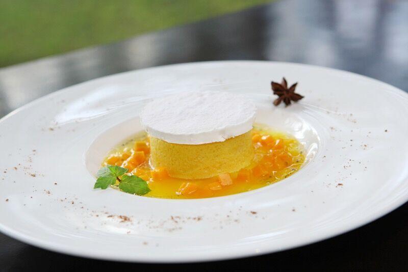 Dish 3 at Noosa, Bali