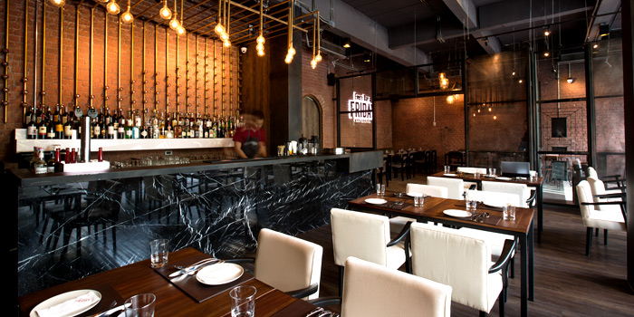 Dining Area from Every Day a Friday: Gastropub in Petchburi Road, Bangkok
