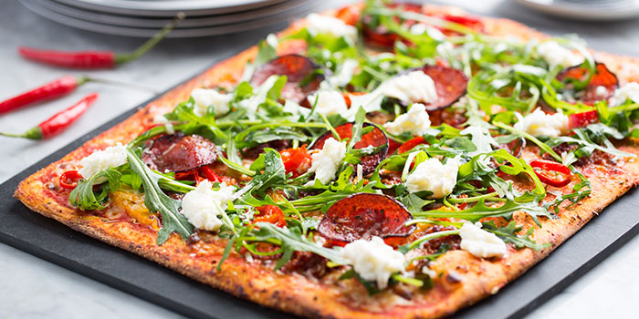 Calabrese from PizzaExpress (Scotts Square) in Orchard, Singapore