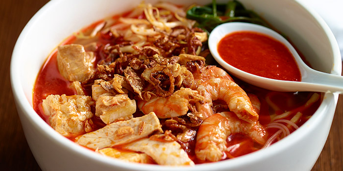 Penang Prawn Noodles, Café Malacca, Western District, Hong Kong