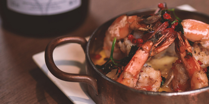 Prawn from About Eatery at Ocean Tower II on Sukhumvit soi 21, Bangkok