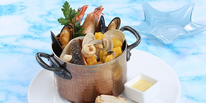 Seafood Bouillabaisse, Peak Cafe Bar Olympian City, Tai Kok Tsui, Hong Kong