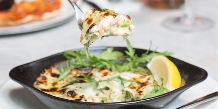 Seafood Lasagna, PizzaExpress Stanley, Stanley, Hong Kong