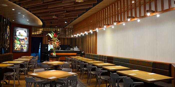 Siam kitchen bukit panjang plaza chope restaurant for Cloud kitchen beijing