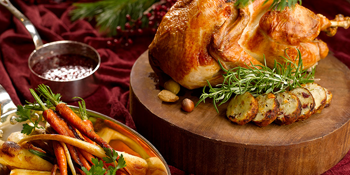 Christmas Buffet from mezza9 in Grand Hyatt Singapore in Orchard, Singapore