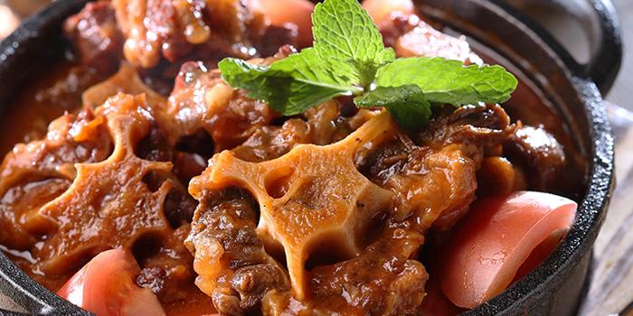 Beef, Viet Lime Café & Restaurant, Tseung Kwan O, Hong Kong