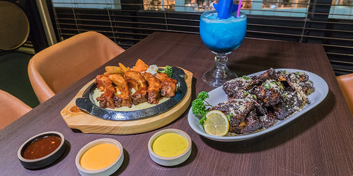 Black Pepper Chicken, Goobne Chicken, Central, Hong Kong